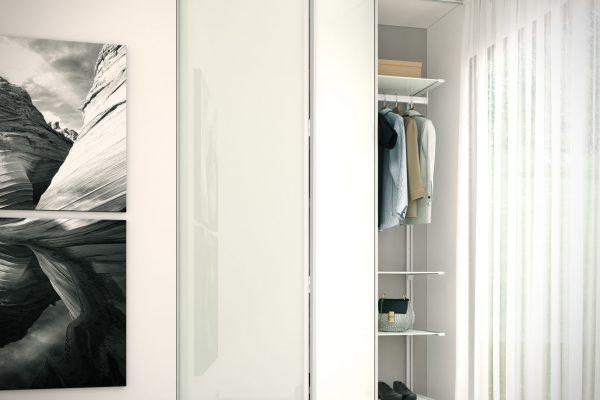 Closet Hamo con puertas